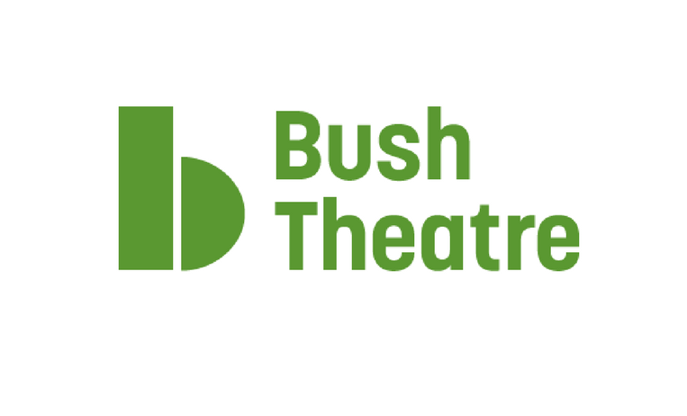 Afbeeldingsresultaat voor a bush theatre production logo